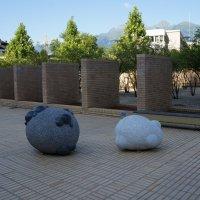 Скульптуры Лихтенштейна.... :: Алёна Савина