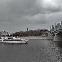 Река-Москва :: Юрий Кольцов