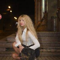 Прогулка :: Юлия Полянцева