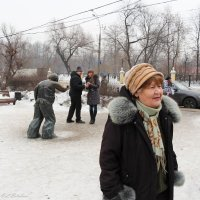 Экскурсия по Москве :: Любовь Бутакова