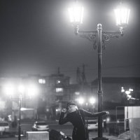 ночная прогулка :: Алёна Николаева