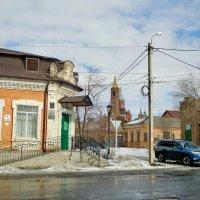 Улицы старого города :: Евгений Алябьев