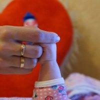Мама и малыш :: Юлия Фотограф