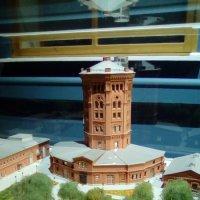 Макет башни музея воды. (Санкт-Петербург) :: Светлана Калмыкова