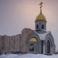 Кемерово, февраль :: Edward Metlinov