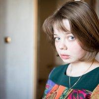 Портрет девушки :: Вячеслав Богомолов