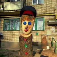 Постовой. :: Sergey Serebrykov