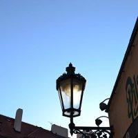 Пражские фонари :: Ольга