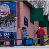 Мильковская лыжная база :: Konstantin © krogz.ru