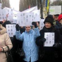 Вдовы Чернобыльцев :: Сергей Рубан