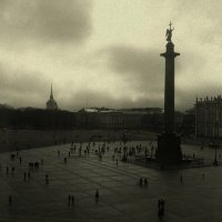 Дворцовая площадь :: Ильгам Кильдеев