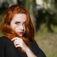 лиса :: Nastya Skritskaya