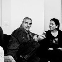 Встреча с Джоном Стенмейером :: Лиля Ахвердян