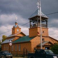 Церковь Николая Чудотворца :: Дмитрий Костоусов