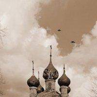 Уныние :: Evgeny Berezin
