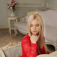 Изящная красавица :: Олеся Богатская