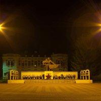 Перемышль.Памятник погибшим воинам. :: Сергей Величко