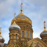 Купола Успенского собора :: Константин