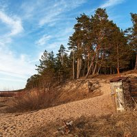 sandy beach :: Vitalij P