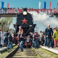 В день 72-ой годовщины освобождения Керчи от немецко-фашистских захватчиков. :: Анатолий Щербак