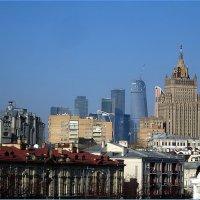 Москва-СИТИ :: Вера