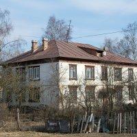 Дома :: Владимир Пекарь