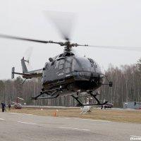 Messerschmitt-Boelkow-Blohm MBB Bo.105 :: Олег Чернов