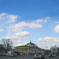 Транзитом через Павловск... :: Tatiana Markova