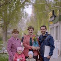 Три поколения! :: Антон Сологубов