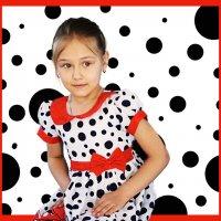 платье в горошек :: Виталий Исаев