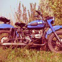 Мотоцикл :: Алеся Юрьевна