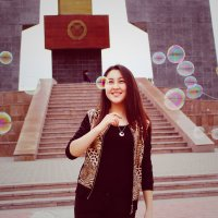 Прогулка по городу Бишкек :: Ника Белозерова