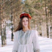 Лиза :: Катерина Бычкова