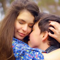 Полина и Денис :: Дмитрий Соколов