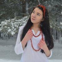 Мария :: Анна Кравченко