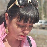 Свето-тени как макияж :: Albina