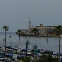 Вид на крепость Эль-Морро, Гавана, Куба :: Юрий Поляков