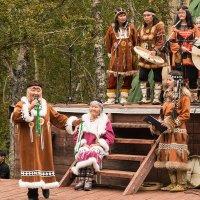 """праздник Камчатских народностей """"Алхалалалай"""" :: Ирина Ю"""