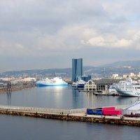 Старый порт. Марсель. :: Elvira Tabisheva Peirano