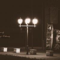 В ночи :: Yana Odintsova