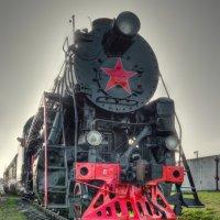 Поезд Победы. :: Анатолий Щербак