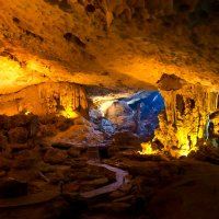 В пещере :: Татьяна Василюк