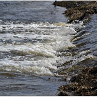 Вода идёт через дорогу))) :: Алёна PRIVALOVA