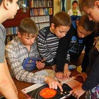 День космонавтики в библиотеке :: Наталья Тимошенко