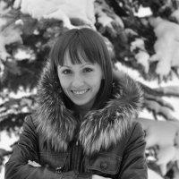Зимний портрет :: Сергей Тагиров