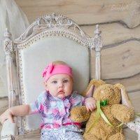 Маленькая принцесса :: Ирина Белоусова