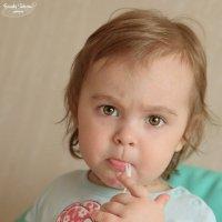 не мешайте человеку кушать макарошки))) :: Татьяна