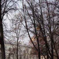 Весна в старом городе :: Александр Знаменский