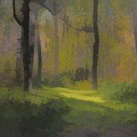 Сон в лесу. :: Laborant Григоров