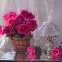 Ах, эти розы... :: Валентина Колова